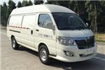 金龙XMQ5030XXYBEVS02厢式运输车(纯电动2座)