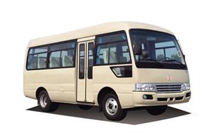 晶马福运JMV6608客车