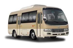 晶马福尊JMV6660客车