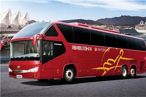 海格KLQ6142客车