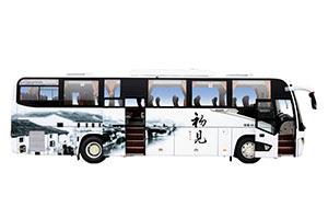 海格海悦KLQ6121客车