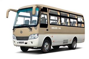 海格KLQ6729客车