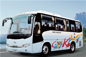 海格KLQ6796客车