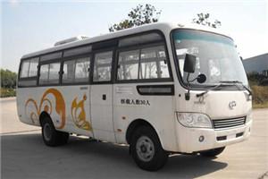 海格KLQ6759客车