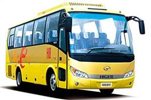 海格KLQ6898客车