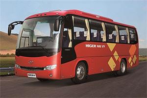 海格KLQ6920客车