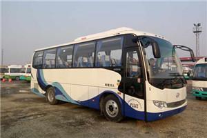 海格KLQ6906客车