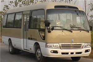 中通LCK6700客车
