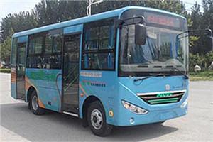 中通LCK6666公交车
