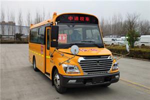 中通LCK6571校车