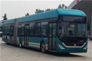 中通LCK6180铰接公交车