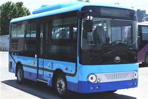 宇通ZK6605公交车