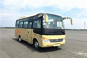 宇通ZK6752公交车
