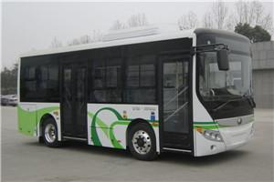 宇通ZK6705公交车