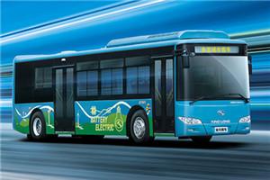 金龙XMQ6111公交车