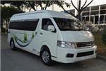金龙XMQ6610CEBEVL4客车(纯电动10-13座)