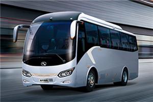 金龙捷冠XMQ6771客车