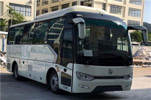 金旅XML6827公交车