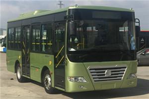 金旅XML6735公交车