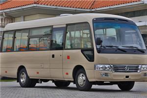 金旅XML6729公交车