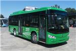 福田欧辉BJ6905CHEVCA-9插电式公交车(柴油/电混动国五10-27座)