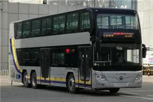 福田欧辉BJ6128公交车