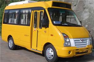 五菱GL6554专用校车