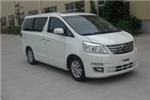 九龙HKL6490E多用途轻客(汽油国五5-8座)