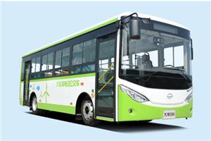 九龙E8系列HKL6800公交车