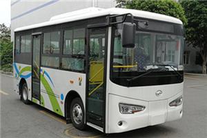 九龙HKL6680公交车