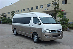 九龙HKL6601客车