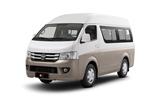 福田图雅诺BJ6539B1DXA-F1轻型客车(汽油国六10-11座)