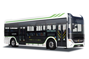 申龙SLK6101公交车
