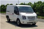 江铃全顺JX5040XXYTDA-L5厢式运输车(柴油国五2-3座)