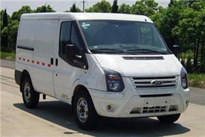 江铃全顺新世代JX5040厢式运输车
