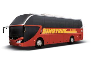 豪沃JK6117客车