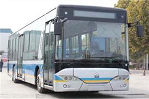 豪沃JK6129公交车