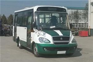 豪沃JK6660公交车