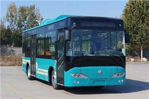 豪沃JK6806公交车