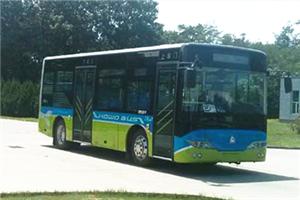 豪沃JK6856公交车