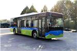 豪沃JK6106GBEV5公交车(纯电动19-34座)