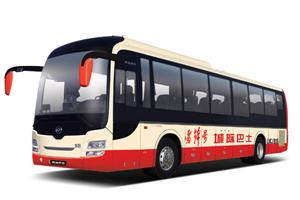 黄海DD6125公交车
