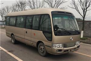 黄海DD6701客车