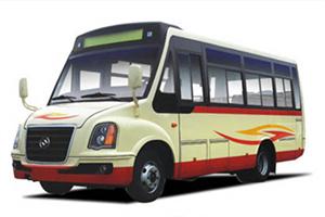 黄海DD6720公交车