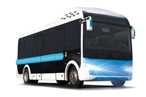 黄海DD6762公交车