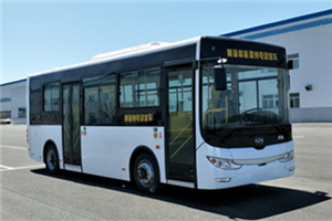 黄海DD6800公交车