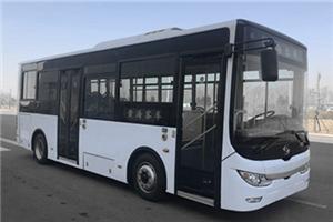 黄海DD6810公交车