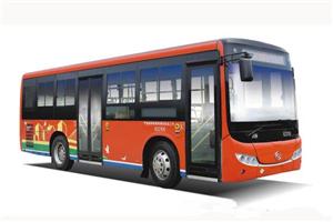 黄海DD6811公交车
