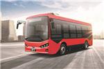 比亚迪BYD6810B3EV1公交车(纯电动14-29座)