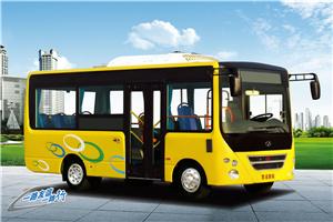友谊ZGT6608公交车